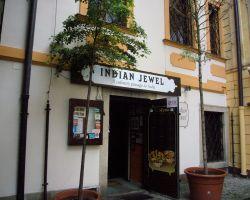Indian restaurant in Prague